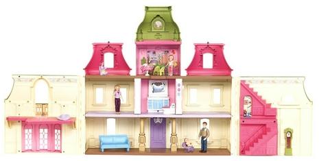 Daily Cheapskate Fisher Price Loving Family Dream Dollhouse For