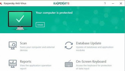 Kaspersky AntiVirus Free Download 2017