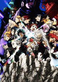 فيلم الانمي Boku no Hero Academia the Movie 2: Heroes:Rising مترجم