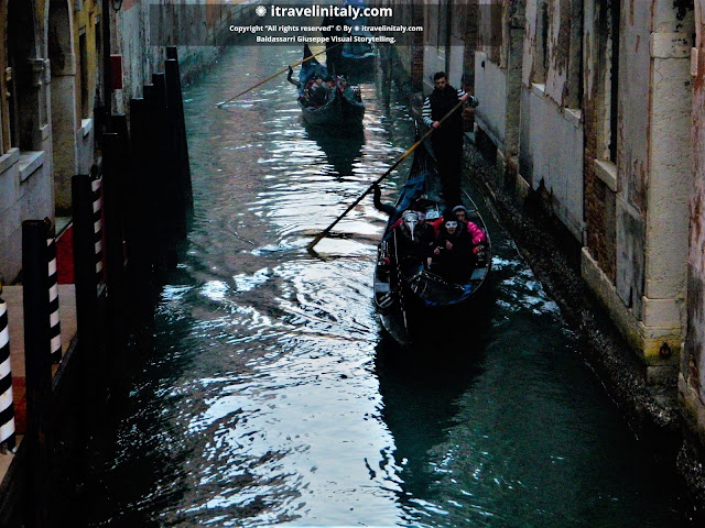 "Rio del Vin Venezia Copyright ""All rights reserved"" © By itravelinitaly.com Travel is the traveler from Italy I Travel in Italy Baldassarri Giuseppe Visual Storytelling"