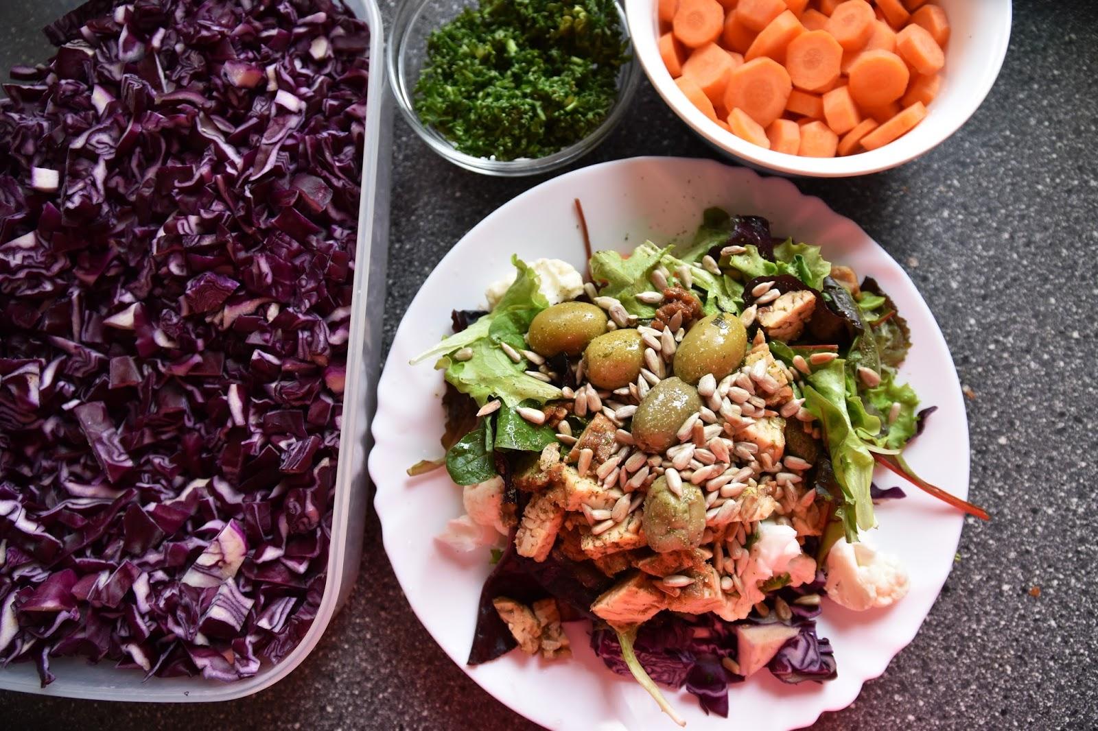 rychlé zdravé obědy