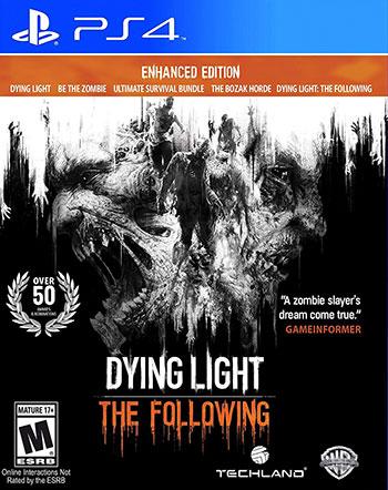 تحميل لعبة Dying Light The Following Enhanced Edition للبلاي ستيشن PS4 بروابط مباشرة