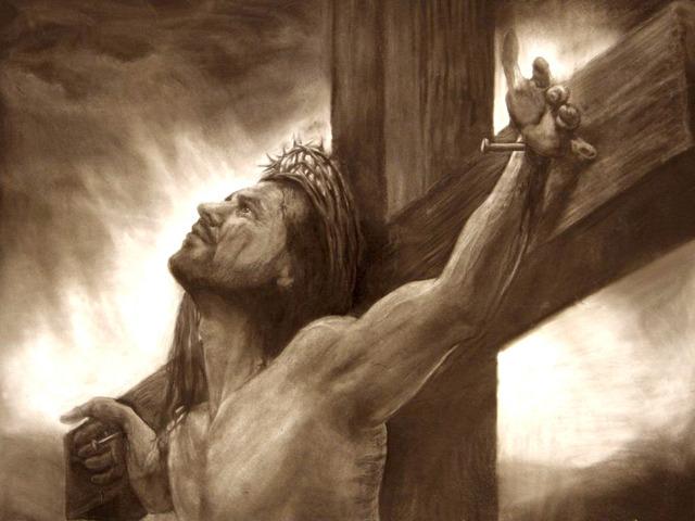 download besplatne slike za mobitele 640x480 Uskrs čestitke blagdani Happy Easter Isus Krist Veliki petak