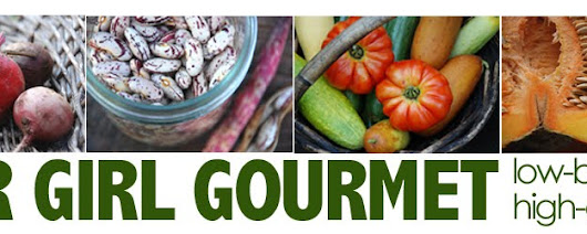 Poor Girl Gourmet: Poor Girl Gourmet is Moving!