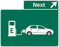 What are the commercial aspects involved in setting up an EV public charging station ?