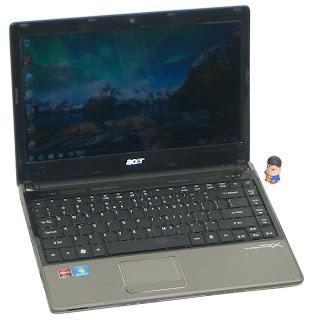 Laptop Acer TimelineX 3820TG Core i7 Double VGA