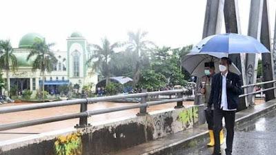FOTO: Presiden Joko Widodo Tinjau Bencana Banjir di Kalimantan Selatan