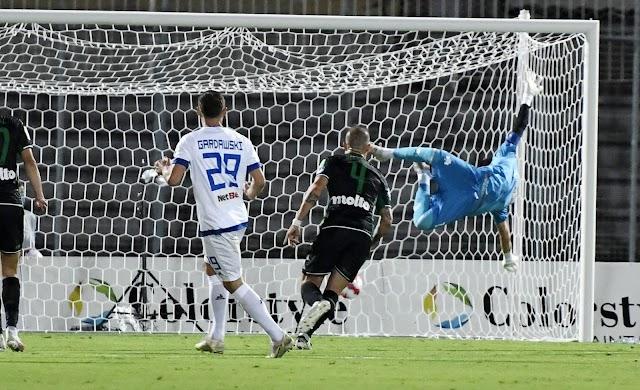 """ΠΑΣ Γιάννινα-Παναθηναϊκός 1-0: ΠΑΣάς στα Γιάννενα και """"2 στα 2""""!"""