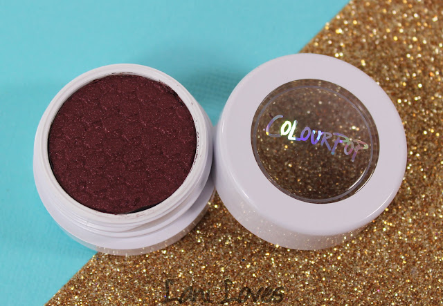 ColourPop Studio 1400 Quad - Static Swatches & Review