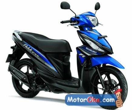 Harga Motor Suzuki Address