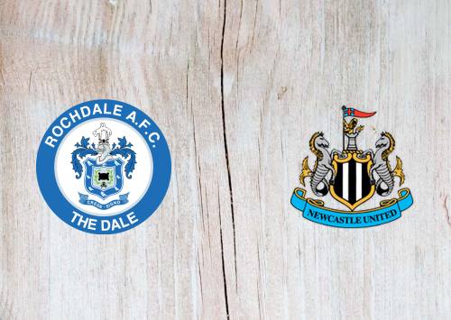 Rochdale vs Newcastle United -Highlights 4 January 2020