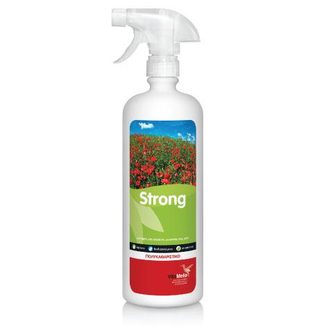 Strong (1lt) Προϊόν Καθαρισμού – Υπερκαθαριστικό Strong