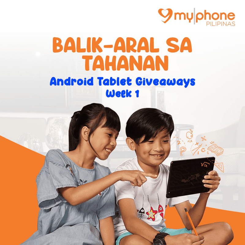 MyPhone is giving away tablets to students