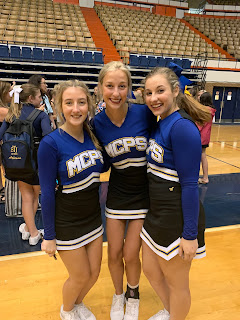 Montgomery Catholic Cheerleaders Named All-American Cheerleader 1