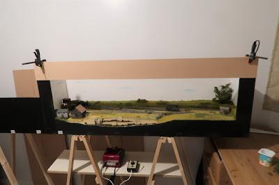 Dury's Gap model railway