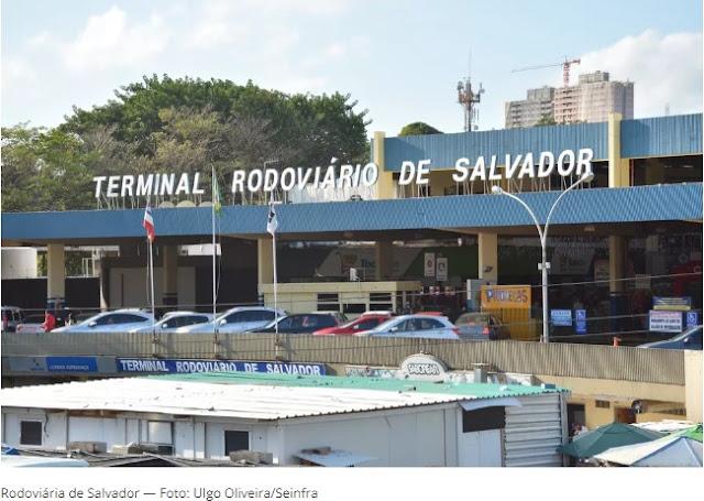 Transporte intermunicipal é suspenso em Baianópolis e total de rodoviárias fechadas na BA chega a 315; veja lista