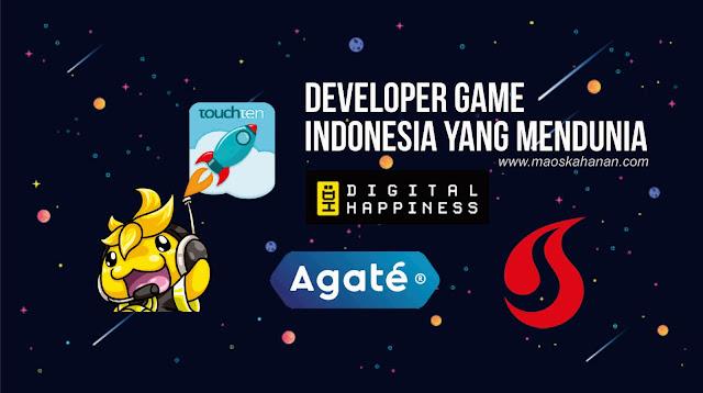 game indonesia yang mendunia
