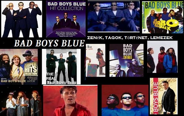 BAD BOYS BLUE együttes zenék, tagok, történet, lemezek