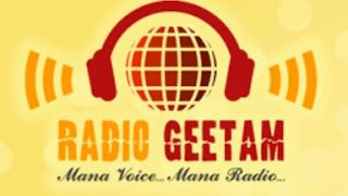 Radio Geetam USA Telugu Radio Live Streaming Online