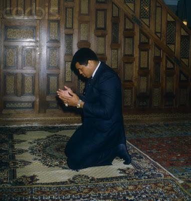 Muhammad Ali, Ancaman bagi AS Bahkan Setelah Kematiannya
