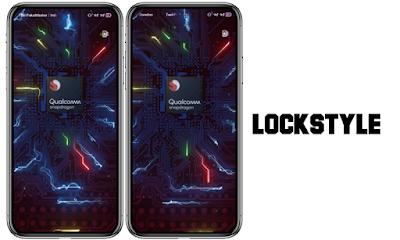 Chip-Snapdragon-Lockscreen-Style