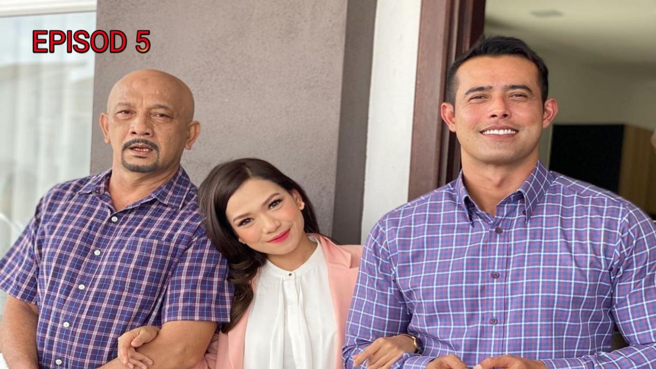 Tonton Drama Wifi Sebelah Rumah Episod 5 (Akasia TV3)
