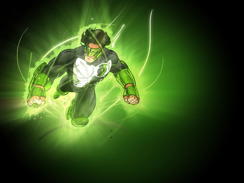 Esther Castillo: Green Lantern Wallpaper