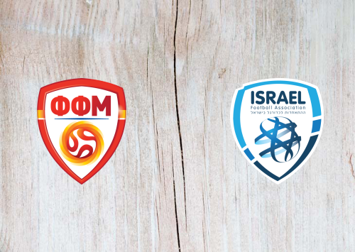 North Macedonia vs Israel -Highlights 19 November 2019