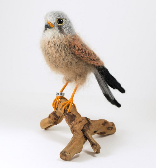 Jose Heroys Is A Fiber Artist From Sussex Who Makes Life Like Bird  Sculptures And Fiber Art Using Wool Yarn, Natural Fibers And Carded Fleece.