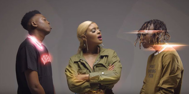 VIDEO   Young Lunya Ft Country Boy - Tikisa (Official Video)   Mp4 DOWNLOAD
