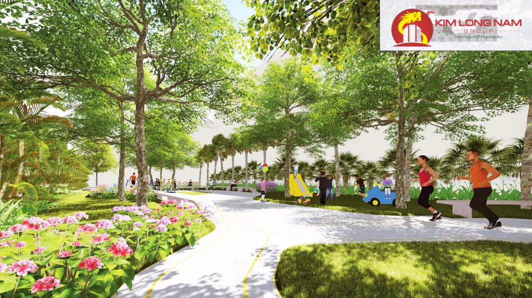 Tiện ích khu đô thị Thuận Phước