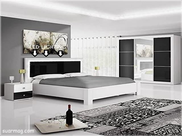 غرف نوم مودرن 6 | Modern Bedroom 6