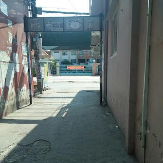 hẻm nhà bông sao phường 5 quận 8