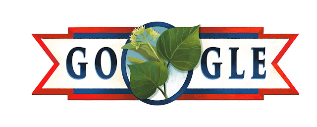 Independence Day 2016 (Czech Republic): Google Doodle