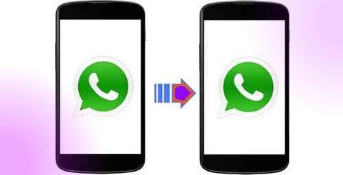 cara memindahkan chat whatsapp di hp lama ke hp baru