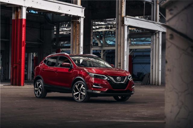 2020 Nissan Rogue Sport Review