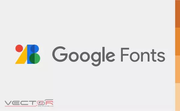 Google Fonts Logo - Download Vector File AI (Adobe Illustrator)