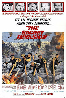 Watch The Secret Invasion (1964) movie free online