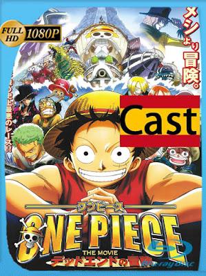 One Piece: La Aventura Sin Salida (2003) [1080p] Castellano [GoogleDrive] [MasterAnime]