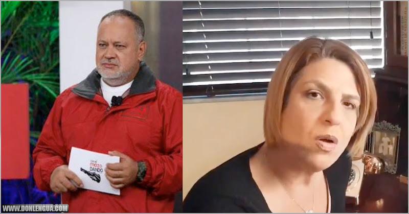 A Diosdado Cabello se le escapó decir que Patricia Poleo es su informante