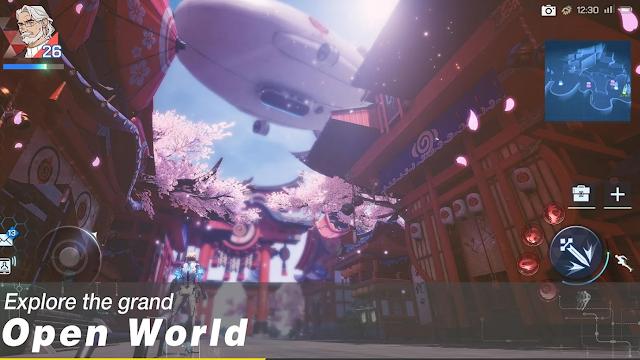 7 Daftar Game Android Mmorpg Open world Jelajahi Dunia Tanpa Batas