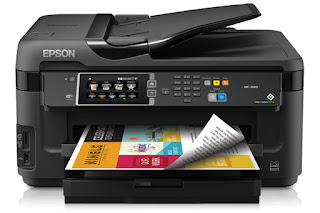 Printer Epson WorkForce 7610 DWF