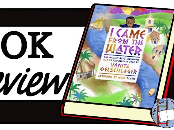 I Came From The Water: Book Review