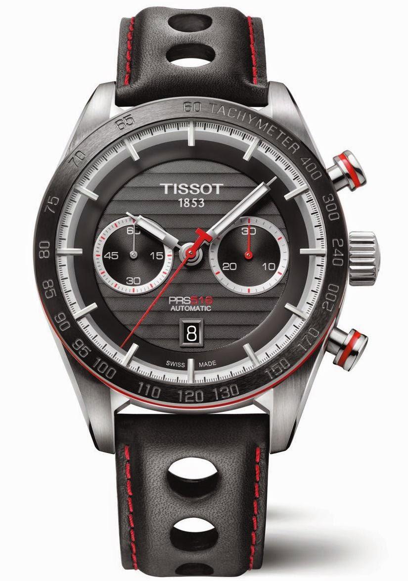 Tissot PRS 516 New Version