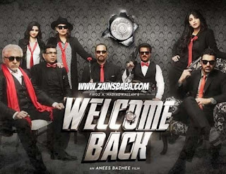 Welcome Back Movie MP3 Songs Download & Listen Online at [www.zainsbaba.com]
