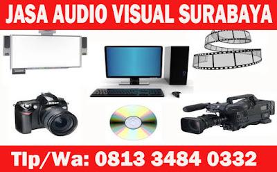 jasa audio visual surabaya