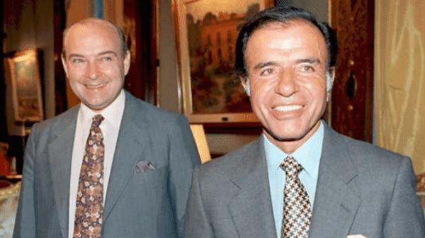 Pena de cuatro años y medio contra Menem y Cavallo en Argentina
