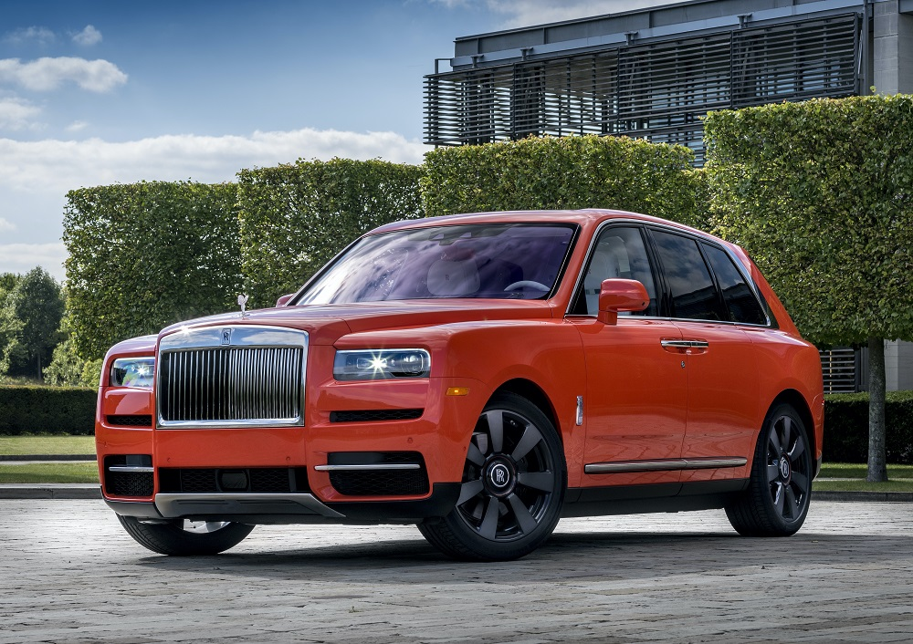 Cullinan in Fux Orange