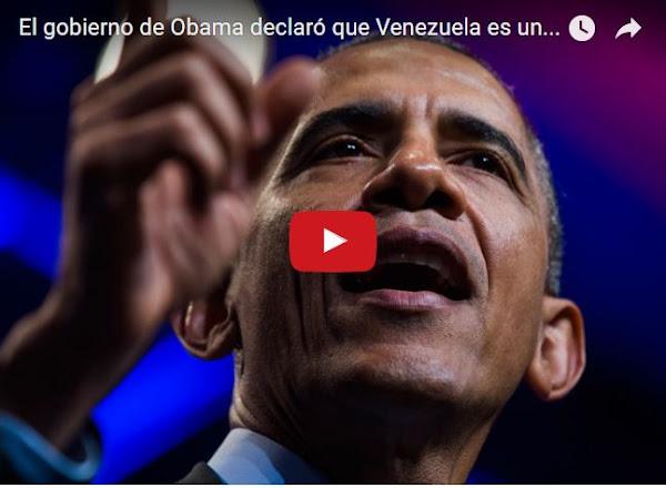 A dos años de que Maduro convirtió a Venezuela en una amenaza mundial