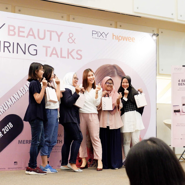 pixy-beauty-inspiring-beauty-talks-untar-jakarta